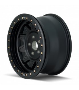 "Dirty Life Wheels Roadkill Race Matte Black 17"" Beadlock"