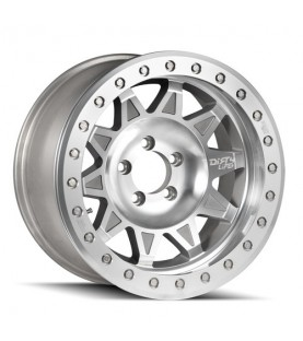 "Dirty Life Wheels Roadkill Race Machined 17"" Beadlock"
