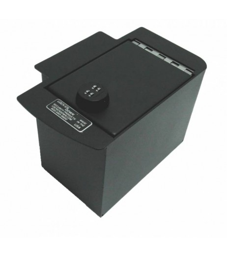 Lock'er Down Console Safe 2005 to 2015 Toyota Tacoma Model LD2012