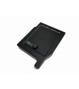 Lock'er Down Armrest Safe 2009 to 2012 Dodge Ram 1500, 2500 & 3500 Model LD2029