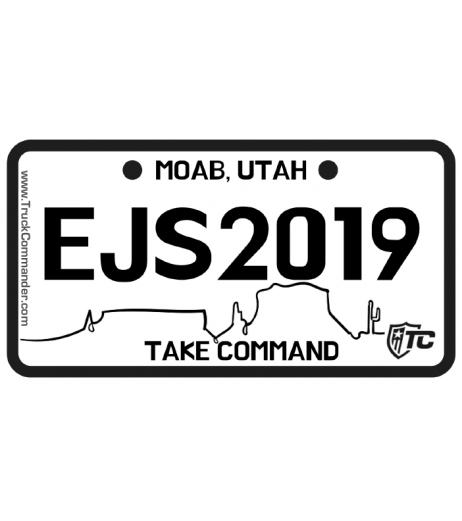 Easter Jeep Safari 2019 Decal