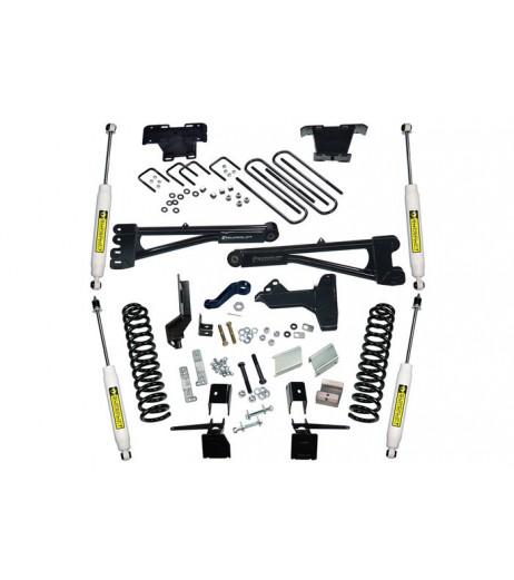 Superlift LIFT KIT F250 17-19 6 IN RADIUS ARM KIT SR